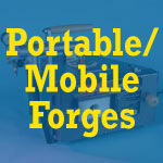 Portable/Mobile Forges